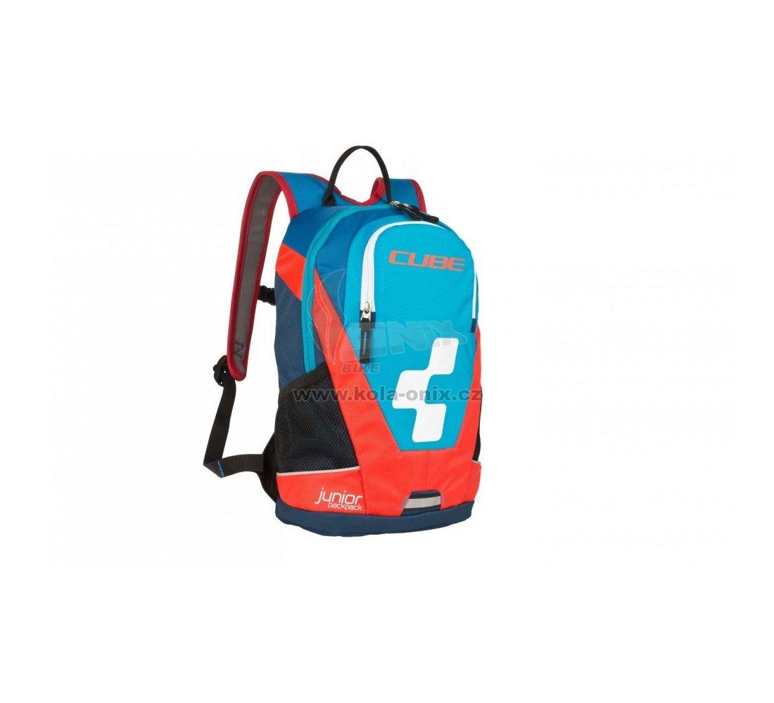 8eec28570f Batoh CUBE Backpack Junior Action Team Blue flash red   Kola-onix.cz