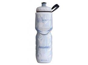 Cyklistická láhev POLAR BOTTLE Insulated 0,6l PLATINUM