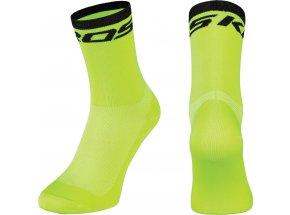 Ponožky KROSS PRO TEAM Fluo