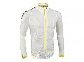 Cyklistická bunda SPECIALIZED DEFLECT COMP WINDJACKET White